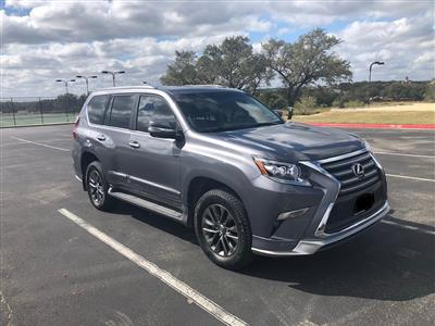 2018 Lexus GX 460 lease in New Braunfels,TX - Swapalease.com