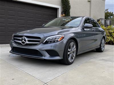 2019 Mercedes-Benz C-Class lease in Tampa,FL - Swapalease.com