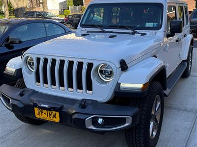 2020 Jeep Wrangler Unlimited lease in forest hills,NY - Swapalease.com
