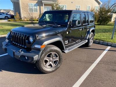 2018 Jeep Wrangler Unlimited lease in Monroe Township,NJ - Swapalease.com