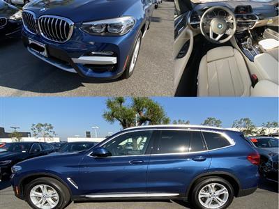 2019 BMW X3 lease in San Diego,CA - Swapalease.com