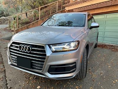 2019 Audi Q7 lease in Berkeley,CA - Swapalease.com