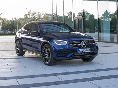 2021 Mercedes-Benz GLC-Class Coupe lease in Sunny Isles,FL - Swapalease.com