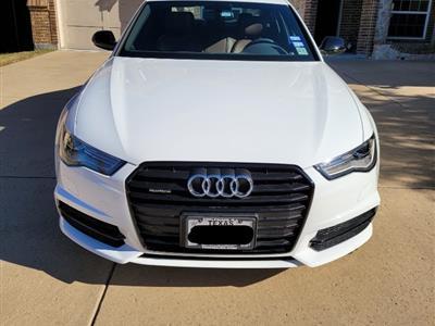 2018 Audi A6 lease in Frisco,TX - Swapalease.com