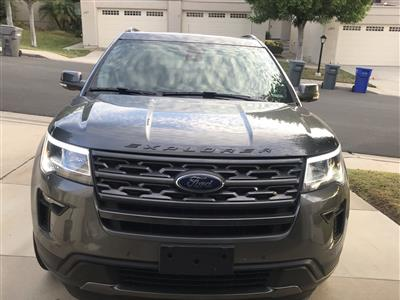 2018 Ford Explorer lease in Poway,CA - Swapalease.com