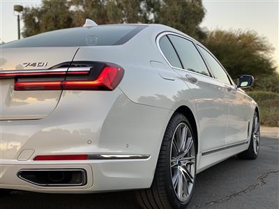 2020 BMW 7 Series lease in Mesa,AZ - Swapalease.com