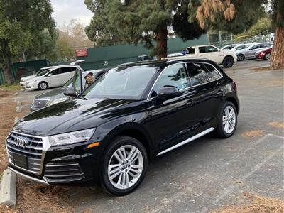 2019 Audi Q5 lease in Los Angeles,CA - Swapalease.com