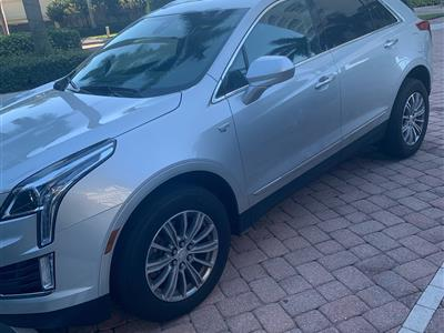 2019 Cadillac XT5 lease in Naples,FL - Swapalease.com