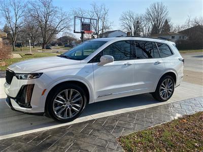 2020 Cadillac XT6 lease in Dearborn Hts.,MI - Swapalease.com