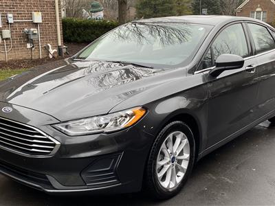 2020 Ford Fusion lease in Brighton,MI - Swapalease.com