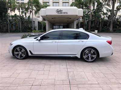 2019 BMW 7 Series lease in Corona Del Mar,CA - Swapalease.com