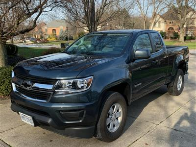 2019 Chevrolet Colorado lease in Bay Village,OH - Swapalease.com