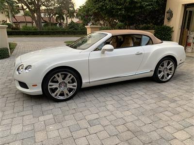 2014 Bentley Continental lease in Jupiter ,FL - Swapalease.com