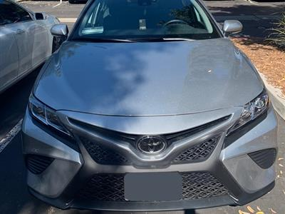 2020 Toyota Camry lease in San Diego,CA - Swapalease.com