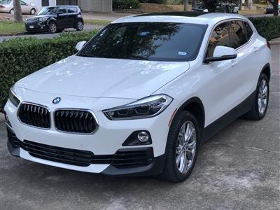 2018 BMW X2 lease in Dallas,TX - Swapalease.com