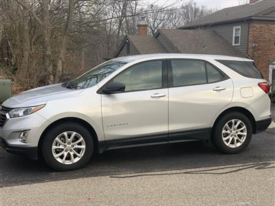 2019 Chevrolet Equinox lease in ,OH - Swapalease.com