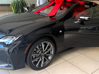 2019 Lexus RC 300 F Sport lease in Mountain View,CA - Swapalease.com