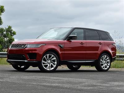 2020 Land Rover Range Rover Sport lease in Basking Ridge,NJ - Swapalease.com