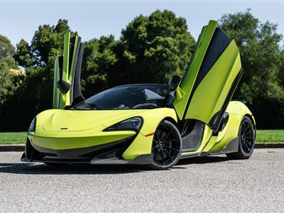 2020 McLaren 600LT Spider lease in Dublin,CA - Swapalease.com