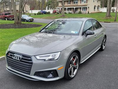 2019 Audi S4 lease in Congers,NY - Swapalease.com