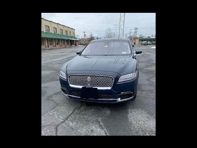 2019 Lincoln Continental lease in Monroe,NY - Swapalease.com