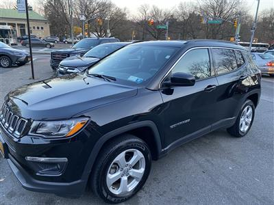 2019 Jeep Compass lease in Bronx,NY - Swapalease.com