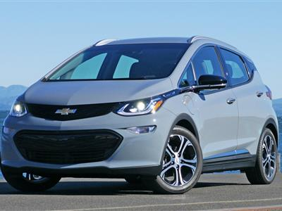 2020 Chevrolet Bolt EV lease in Loomis,CA - Swapalease.com
