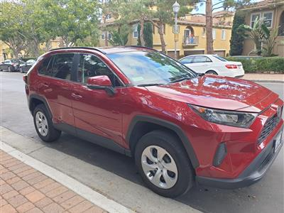 2019 Toyota RAV4 lease in Newport beach,CA - Swapalease.com