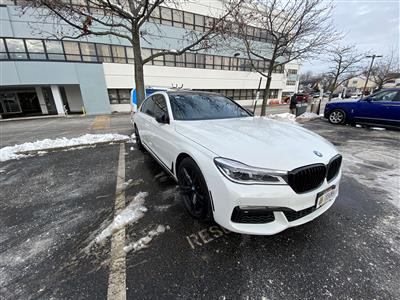 2019 BMW 7 Series lease in Roslyn Heights,NY - Swapalease.com