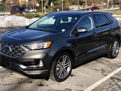 2019 Ford Edge lease in Summit,NJ - Swapalease.com