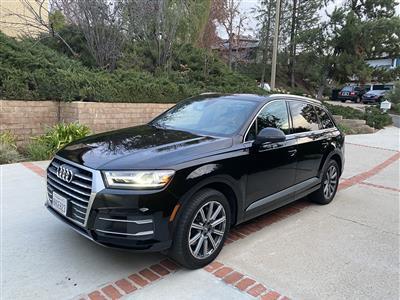 2019 Audi Q7 lease in Woodland Hills,CA - Swapalease.com