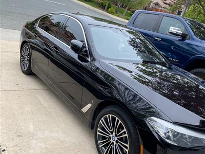 2019 BMW 5 Series lease in Antioch,CA - Swapalease.com