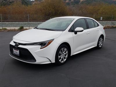 2020 Toyota Corolla lease in Las Vegas,NV - Swapalease.com