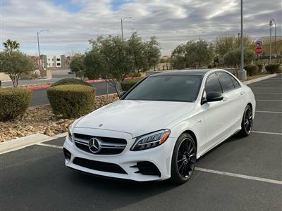 2020 Mercedes-Benz C-Class lease in Las Vegas,NV - Swapalease.com