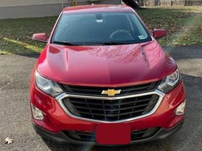 2019 Chevrolet Equinox lease in CHERRY HILL,NJ - Swapalease.com
