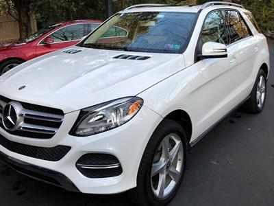 2018 Mercedes-Benz GLE-Class lease in Reading,PA - Swapalease.com