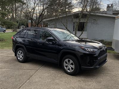 2020 Toyota RAV4 lease in Cincinnati,OH - Swapalease.com