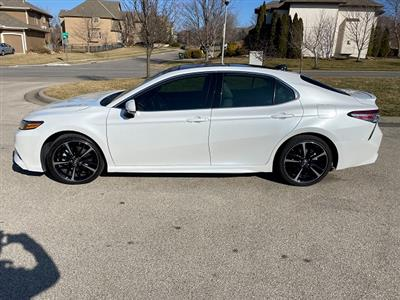 2019 Toyota Camry lease in Overland Park,KS - Swapalease.com