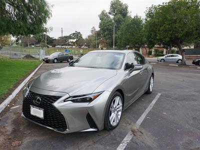 2021 Lexus IS 300 lease in Alhambra,CA - Swapalease.com