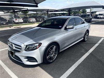 2019 Mercedes-Benz E-Class lease in Georgetown,TX - Swapalease.com