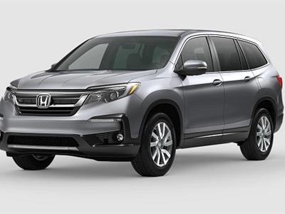 2020 Honda Pilot lease in San Antonio,TX - Swapalease.com