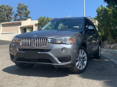 2016 BMW X3 lease in Los Angeles,CA - Swapalease.com