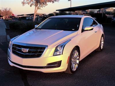 2018 Cadillac ATS lease in Gilbert,AZ - Swapalease.com