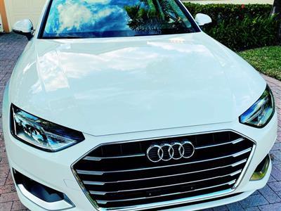 2020 Audi A4 lease in pompano beach,FL - Swapalease.com