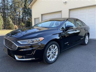 2019 Ford Fusion Hybrid lease in New Paltz,NY - Swapalease.com