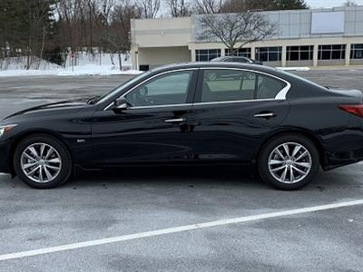 2020 Infiniti Q50 lease in Woodcliff Lake,NJ - Swapalease.com