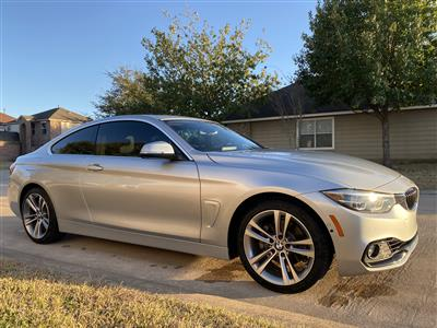 2019 BMW 4 Series lease in Missouri,TX - Swapalease.com