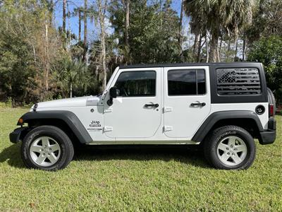 2018 Jeep Wrangler Unlimited lease in Naples ,FL - Swapalease.com