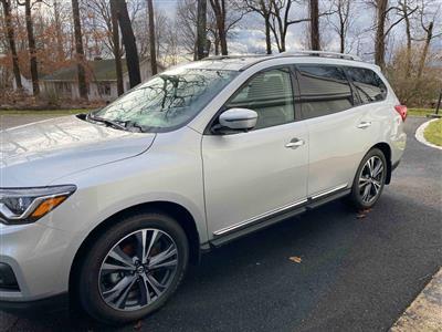 2020 Nissan Pathfinder lease in Norwalk,CT - Swapalease.com