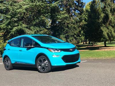 2020 Chevrolet Bolt EV lease in Santa Clarita,CA - Swapalease.com